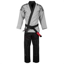 Tatami Inverted Grey & Black BJJ Gi